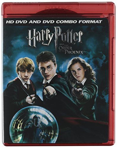 Harry Potter and the Order of the Phoenix (Combo HD DVD and Standard DVD)