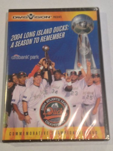 2004 Long Island Ducks: A Season To Remember DVD