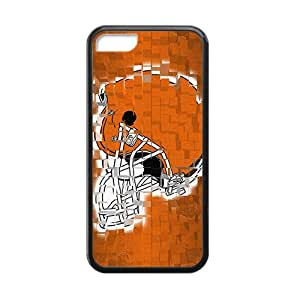 SVF Cleveland Browns Hot sale Phone Case for iPhone 5c Black