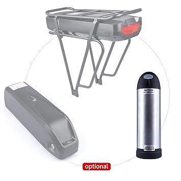 Amazon.com: Junstar - Batería de litio para bicicleta ...