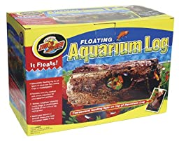 Zoo Med Floating Aquarium Log, Large