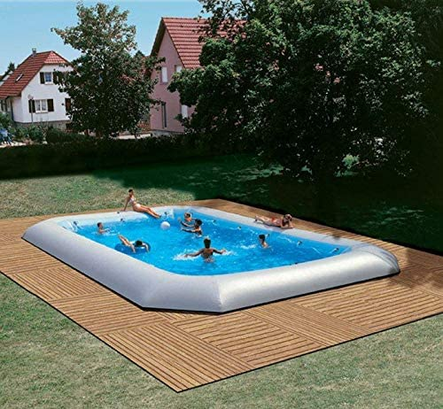Zodiac Hippo - Piscina Rectangular (16,55 m x 8,25 m): Amazon.es ...