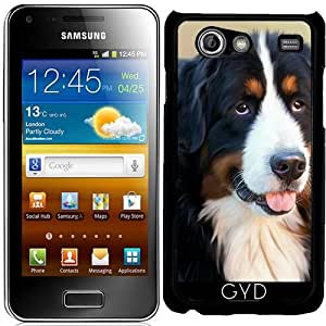 Funda para Samsung Galaxy S Advance (i9070) - Perro by WonderfulDreamPicture