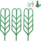flower pot trellis - WINGOFFLY DIY Garden Plant Pot Mini Climbing Trellis Plant Support(3 Pack)