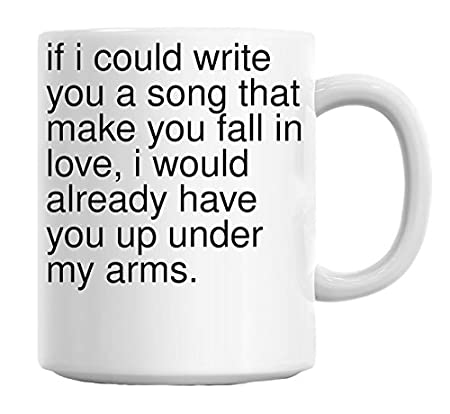 write you a song to make you fall in love