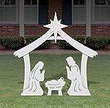FrontYard Originals Holy Family Outdoor Nativity