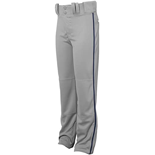Champro Youth Triple Crown Open Bottom Piped Pants