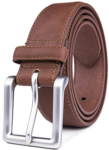(Belts for Men, Classic Stitched 1.69