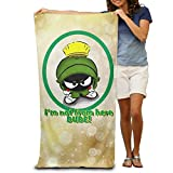 ^GinaR^ 300g Marvin The Martian 435 Quick Dry Quick Dry Towel