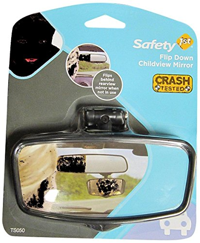Safety 1st Baby On Board Flip-Down Childview Mirror (Attachment Mirror)
