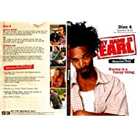 My Name Is Earl - Season 1 - Disc 4