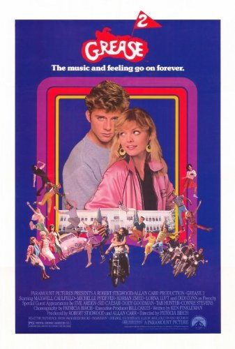 Grease 2 POSTER Movie