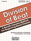 img - for Division of Beat (D.O.B.), Book 1A: Trombone book / textbook / text book