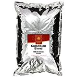 Copper Moon Whole Bean Coffee Colombian Blend 5 Pound Whole Bean Medium Roast Small Batch Coffee, Full-Bodied Rich in Flavor, Medium to High Acidity, 100% Arabica