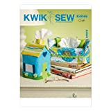 KWIK-SEW PATTERNS K4049 Tissue Box Covers, One Size Only