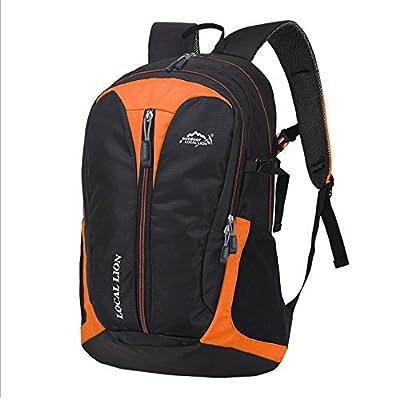 Bm Grand sac à dos de voyage d'alpinisme en plein air sac sport bandoulière, Jungle Camouflage