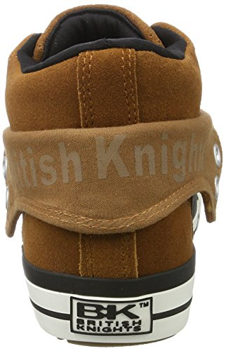 Knights Noir Homme Cognac Hautes Marron Roco British Baskets dpqBxw6dU