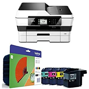 Brother MFC J 6920 DW - Impresora multifunción de tinta + Cartucho XL pack
