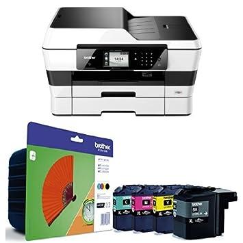 Brother MFC-J6920DW - Impresora multifunción de Tinta ...