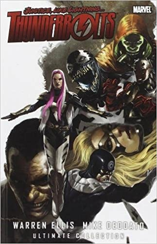 Image result for thunderbolts warren ellis