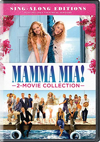 Mamma Mia! 2-Movie Collection by Universal Pictures Home Entertainment