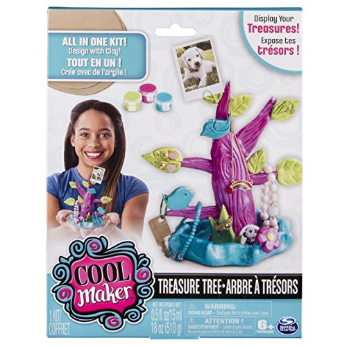 Cool Maker – Clay Treasure Tree (Clay Maker)