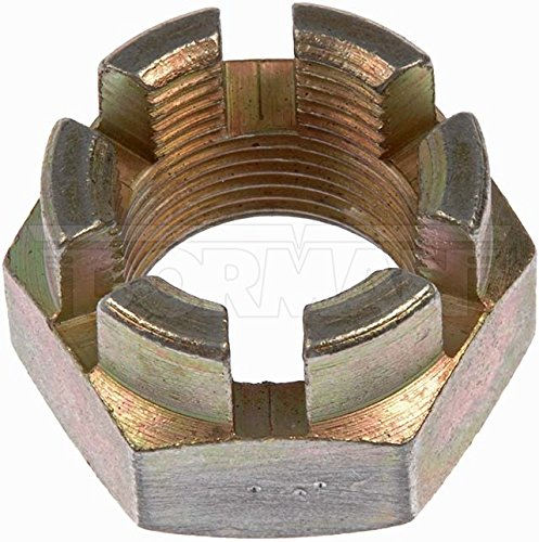 Dorman - Autograde 615-117.1 Spindle Nut Kit M22-1.5 Contents Nut Washer Retainer And Cotter Pin