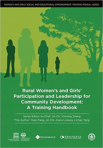 Book Rural Women's and Girls' Participation and Leadership for Community Development: A Training Handbook (Women's and Girls' Social and Educational Empowerment: Training Manual Series)