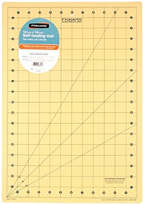 Fiskars - Self Healing Rotary Cutting Mat