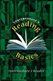 Contemporary's Reading Basics - Intermediate 2 Reader, CONTEMPORARY, 0809206684