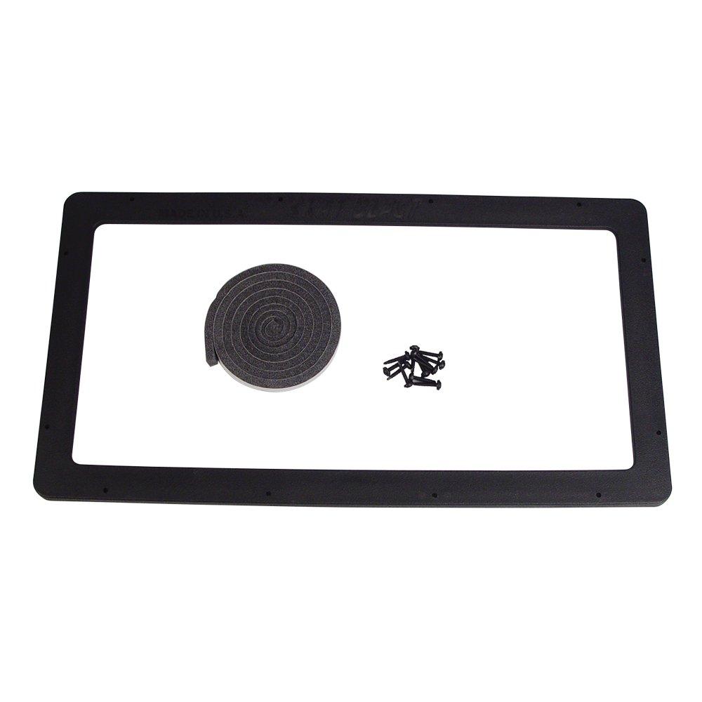 Skat Blast Standard 12'' x 24'' Cabinet Lens Frame 6101-01 for Skat Blast Sandblasting Cabinets, Made in USA