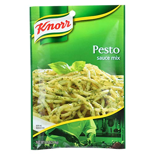 Knorr Sauce Mix - Pesto - .5 oz - Case of 12 - Made in Canada