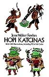 Hopi Katcinas, Jesse W. Fewkes, 0486248429