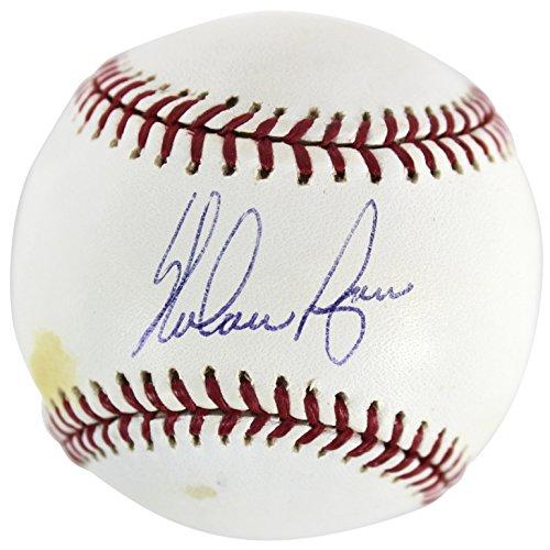 Rangers Nolan Ryan Signed Oml Baseball Auto Graded Gem Mint 10! PSA/DNA #H59679 (Rangers Signed Auto)