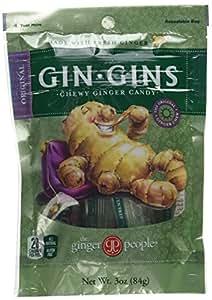 Ginger People Original Ginger Chews 3oz Bag