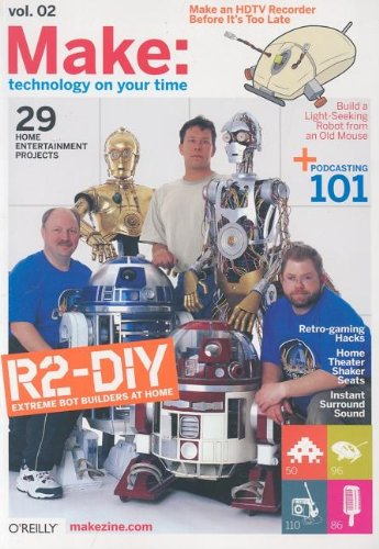 Make: Technology on Your Time, Vol. 2