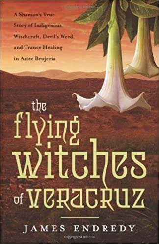 The Flying Witches of Veracruz: A Shaman's True Story of Indigenous Witchcraft, Devil's Weed, and Trance Healing in Aztec Brujeria by James Endredy (2012-01-10)