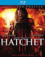 Hatchet III: Unrated Director's Cut [Blu-ray]
