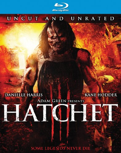 Hatchet III: Unrated Director's Cut [Blu-ray] -