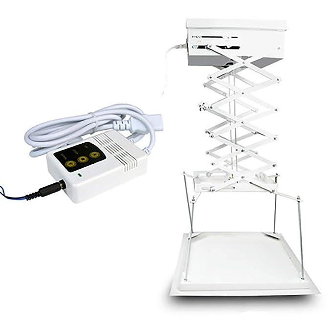 LXDDP Tijeras de elevación para proyectores eléctricos motorizados ...
