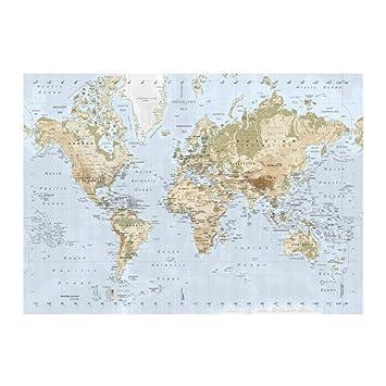 Ikea premiar picture world map 200x140 cm amazon home ikea premiar picture world map 200x140 cm gumiabroncs Choice Image