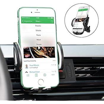 Universal car mount vehicle ac air vent cellphone phone holder 9