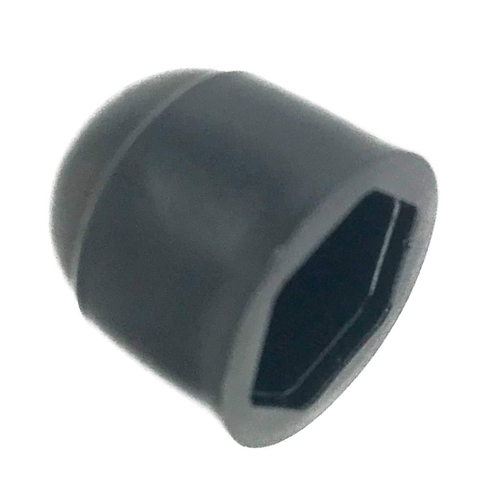 10pcs M6 M8 M10 M12 Kunststoff Metric Dome Kopfschrauben Muttern Dekorative Abdeckungen Schrauben Schutzkappen