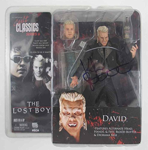 Kiefer Sutherland Lost Boys Signed Action Figure Certified Authentic PSA/DNA COA