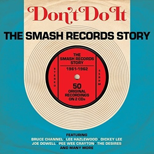 Dont Do it - The Smash Records Story - Various