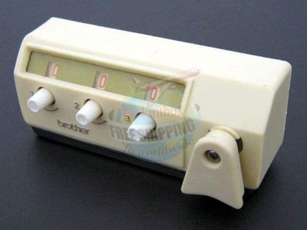 Accessory Brother Knitting Machine Row Counter