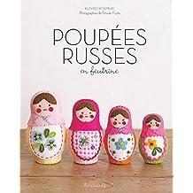 POUPÉES RUSSES EN FEUTRINE