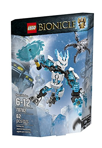LEGO Bionicle 70782 Protector of Ice Building Kit (Bionicle 70788)