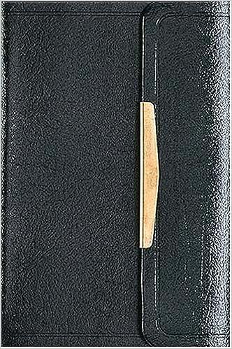 The Smallest Bible (NKJV, Black, Snap Flap Closing): Thomas Nelson