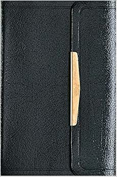 The Smallest Bible (NKJV, Black, Snap Flap Closing